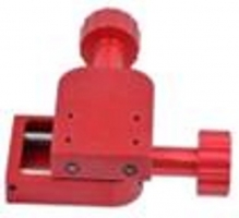 Gecko fijnafstelling Dwars slede unit, incl. 2 sleden, beiden met 35 mm verplaatsing, voor Gecko, Lizzard, Rail Bull