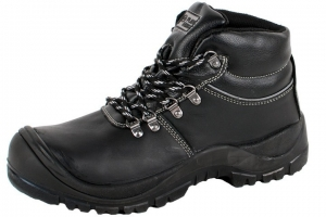 Werkschoen zwart hoog 40 S3