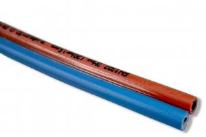 Duoslang Trago O2/pro 10m geperste slang tbv Gloor lilliput losse tules en ME2000 set.  LET OP ! incl. koppelingen !