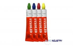 Fixolid marker rood