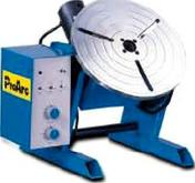 Lasmanipulator PT-3000 3000 kg dia tafel 1200mm rpm: 0.05-1 automatisch kantelbaar