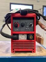 Gebruikte Fronius beitsmachine Magic Cleaner, Voor het beitsen van RVS na het TIG lassen.