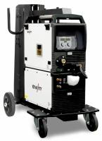 Gebruikte EWM Taurus 355 Basic TKW inclusief: Migtoorts 451/4m, massakabelset en reduceer. 1,2mm uitgevoerd.