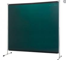 Gazelle gordijn Green 9 afm. H=170cmxB=200cm  (Los gordijn)