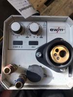 Gebruikte EWM Minidrive WS 70qmm, lengte 15 meter