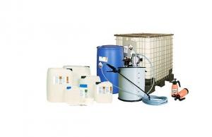 Pelox Beitsvloeistof badbeits T100 concentraat 1:1. Prijs per kg, 30 kg verpakking