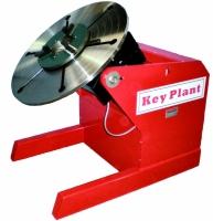 Keyplant VP1,5. 1500kg lasmanipulator.  - 400 amp - k 25 chuck