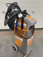Gebruikte Rehm tiger 170 DC inclusief waterkoeler lasmachine/lasapparaat