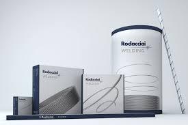 Rodacciai 309Lsi 2,4x1000 Tig lasdraad Elektrolas. verpakking 5kg, prijs per kg