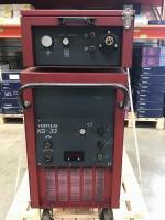Gebruikte Mig/Mag lasmachine Rowac KS 33 met losse koffer