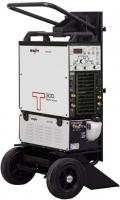 Gebruikte EWM Tetrix 300DC 300A Pulsmachine Sn:444121 compleet geleverd met:koelunit Cool 41 SN:443062, Tigtoorts 260/8,massakabelset 5m, hercules red