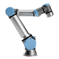 Universal Robots Cobot UR16e robotarm