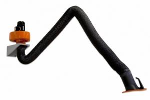 Kemper afzuigarm 4m Capaciteit 2000 m3/h