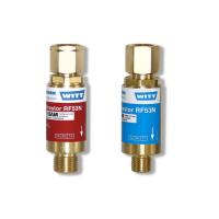 Vlamdover O2 RF53N 1/4R voor aan het reduceer