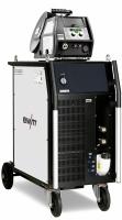 Gebruikte EWM Phoenix 401 Compacte puls-machine, SN: 514297 inclusief migtoorts 501/4mtr EVO, massakabel, WP reduceerventiel, stekker 32A-5p, haspelad
