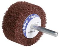 Cibo 50x25 Schuurwiel op stift TEX Fine  6mm as